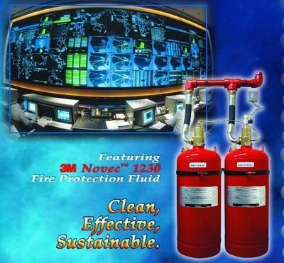 NOVEC1230钢瓶检测充气