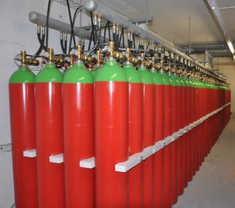 20Mpa高压消防钢瓶检测充气