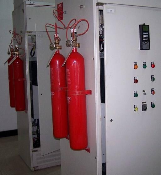 火探管钢瓶检测充气