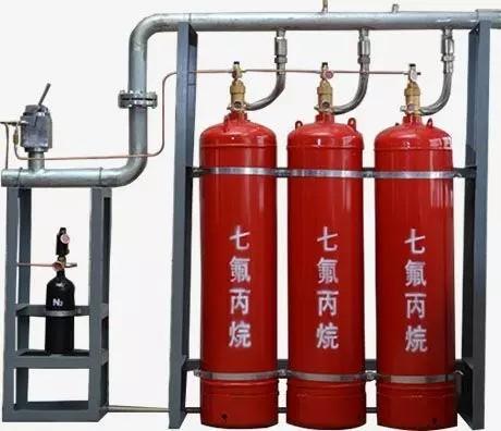 七氟丙烷钢瓶检测充气